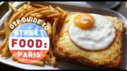 [France Street Food] Street Food Around The World: Paris | National Geographic Adventure