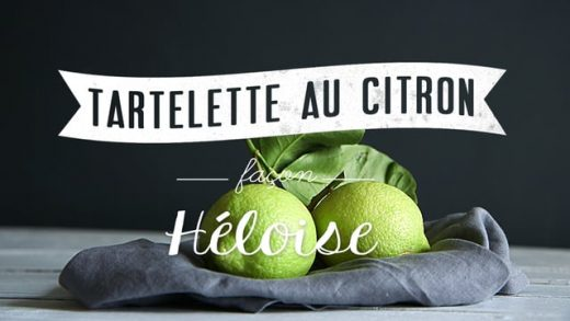 Tartelette au Citron #1 – One Minute Cooking