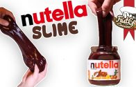 Comment faire le Nutella Slime !
