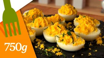 Recette d'Oeuf mimosa – 750 Grammes