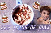 Chocolat🍫 chaud au Nutella – Les tutos de Max 👦🏻